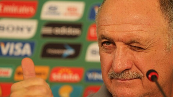 'Big Phil' Scolari has the trust of the Brazilian public