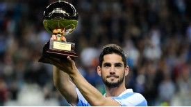 Isco Golden Boy trophy