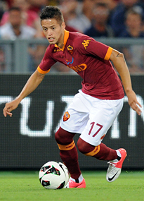 Uruguay's Nico Lopez could be a star for Roma