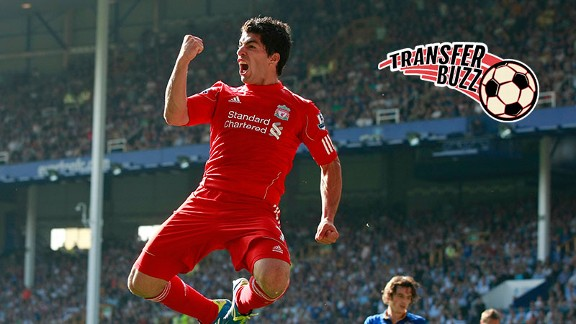 Real Madrid are preparing to swoop in for Liverpool striker Luis Suarez.