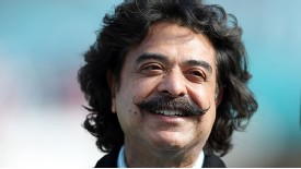 Shahid Khan has agreed to buy Fulham Football Club.