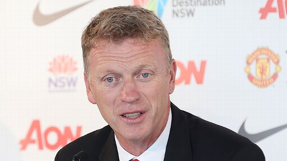 David Moyes fears injury could strike on Manchester United's pre-season tour of East Asia and Australia.