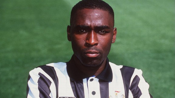 1993/94 was the season of Andy Cole, who scored 41 goals in all competitions for Newcastle