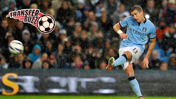 Manchester City are refusing to let Aleksandar Kolarov leave the club.