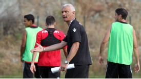 Fabrizio Ravanelli appears to have a tough task ahead at Ajaccio.
