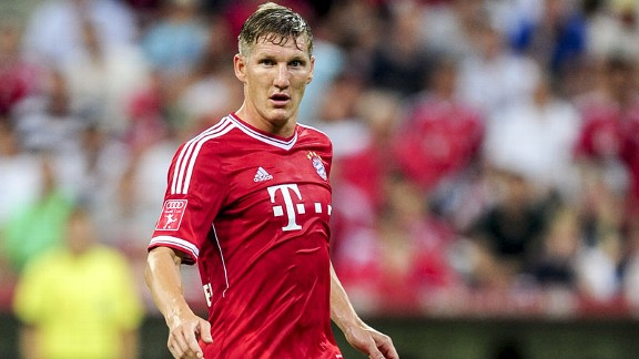 Bastian Schweinsteiger's German Footballer of the Year award has been cast into doubt.