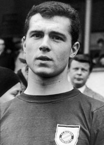 Franz Beckenbauer became the first Bayern Munich player to win the German Player of the Year award in 1966.