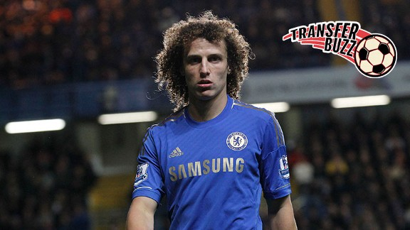 Can Barcelona snare Chelsea defender David Luiz?