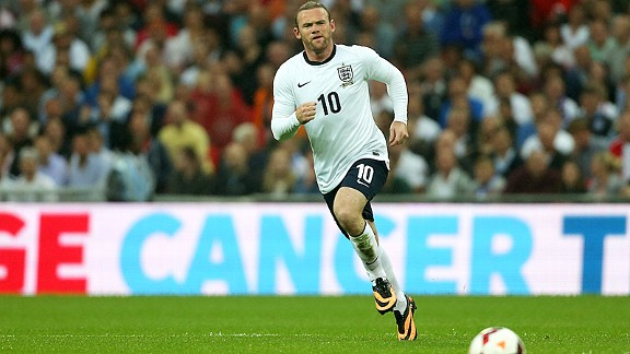 Wayne Rooney will have the weight of a nation on his shoulders as England try to make it to Brazil.