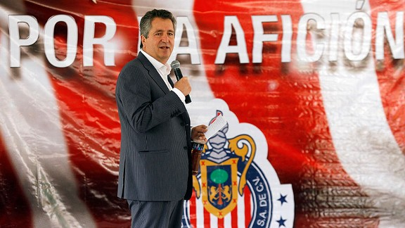 Jorge Vergara has been forced to defend Chivas USA from another discrimination claim.