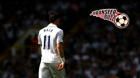 Real Madrid are rumoured to be holding the number 11 shirt for Gareth Bale.