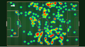 Oscar spent more time in wide positions with Brazil at the Confederations Cup.