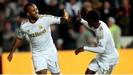Wayne Routledge, Nathan Dyer