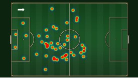Gary Medel's focus was squarely on defence.