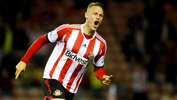 Connor Wickham was Sunderland's late two-goal hero against MK Dons
