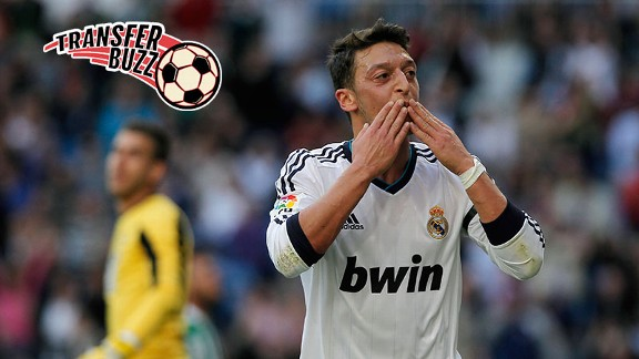 Will Arsenal secure the services of Mesut Ozil?