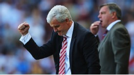 Mark Hughes, Sam Allardyce