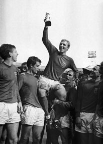 England have struggled to replicate their World Cup win in 1966.
