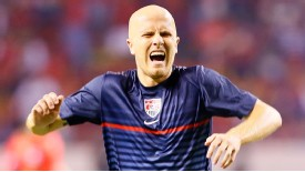 Michael Bradley injury US ankle pain