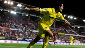 Villarreal are back in the big time and level on nine points with Real Madrid and Barcelona.