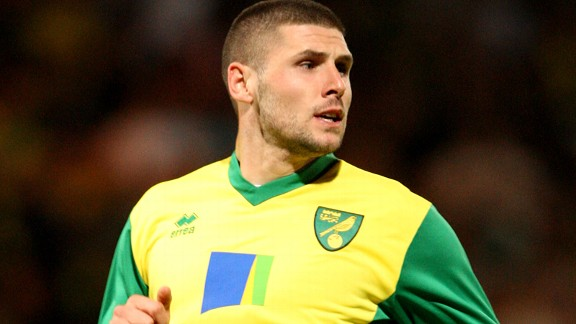 Gary Hooper was released by Tottenham as a youngster.