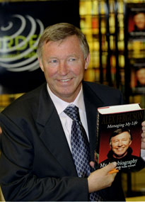 Sir Alex Ferguson released