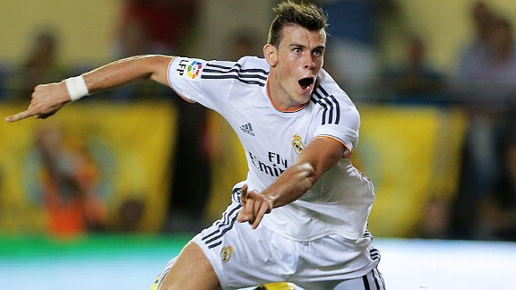 Will Gareth Bale fail to shine on the European stage with Real Madrid?