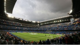 Real Madrid are planning on revamping their stadium.