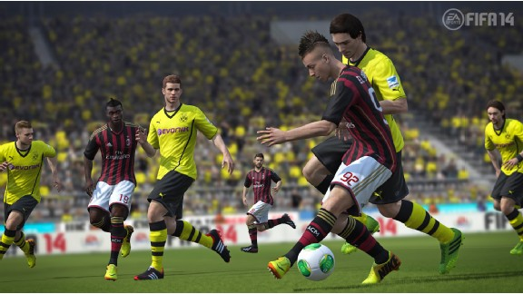 The renowned FIFA franchise is back with more detail than ever.