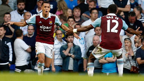 Ravel Morrison: A young Englishman who stole the headlines this weekend.
