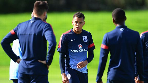Ravel Morrison is set to make his England Under-21 debut this week.