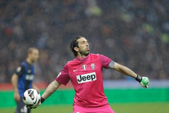 Gianluigi Buffon has made a number of misjudgments this season.