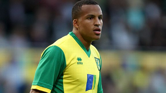 Martin Olsson: Has had limited chances at Norwich.