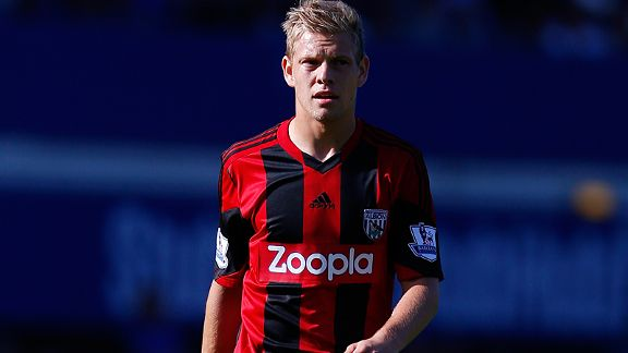 West Brom striker Matej Vydra scored 20 goals on loan at Watford.