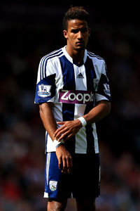 Scott Sinclair West Brom