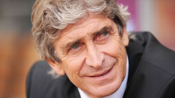 Manuel Pellegrini close SPOTLIGHT