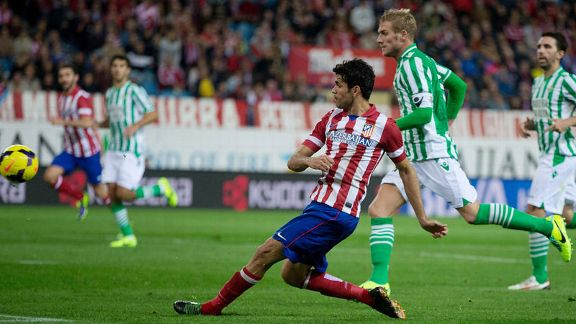 Diego Costa Atletico madrid goal