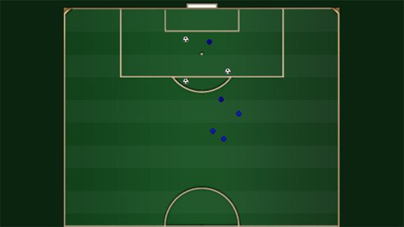The range of shooting from Luis Suarez had his opponents on the back foot.