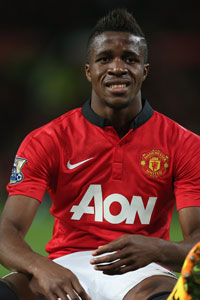 Wilfried Zaha unimpressed Man Utd v Norwich