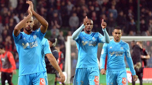 Marseille put a halt to their recent slump.