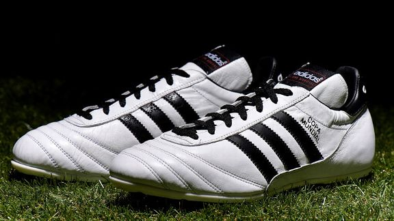 Adidas Copa Mundial white colourway