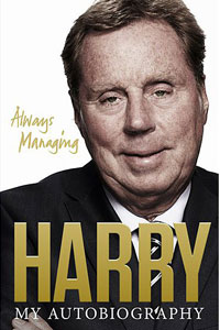 Harry Redknapp Always Managing