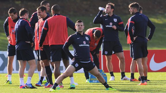 Arsenal's Jack Wilshere is currently on England duty.