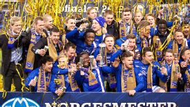 Molde won the Norwegian Cup this month