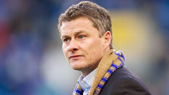 Ole Gunnar Solskjaer was appointed as Molde manager in November 2010.