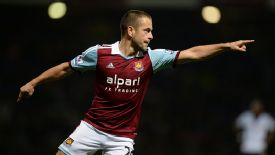 Joe Cole celeb West Ham Fulham