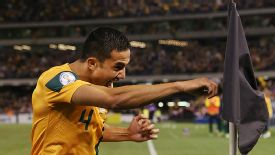 Tim Cahill, Australia, and indeed all of Asia, would relish the opportunity to battle old rivals.