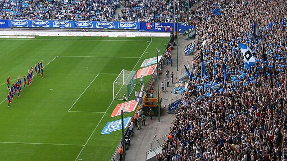 Hamburg run the risk of disconnecting fans from the club.