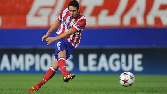 TRANSFER PACKAGE Koke Atletico Madrid 20131027 [576x324]