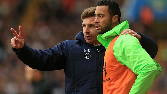 Mousa Dembele is the strongest passer in the Tottenham squad.